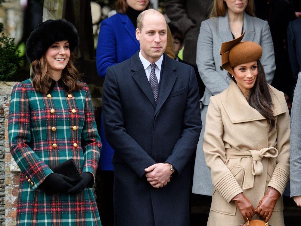 Meghan Markle Is Apparently Kate Middleton's Healthy Eating Guru