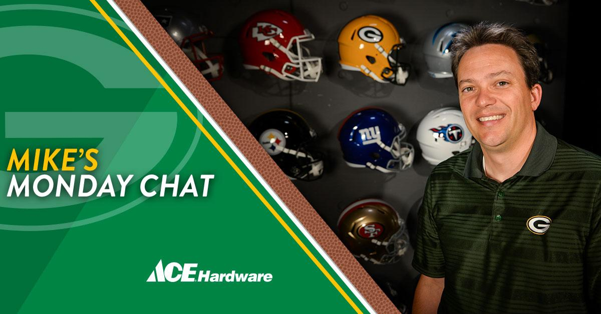 Join #Packers senior writer @mikespofford at 11 a.m. CT for a live chat.  ��: https://t.co/CoIVzgqyOu https://t.co/ffNqHDYihh