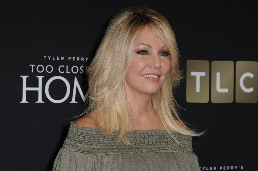 Actress Heather Locklear arrested for alleged domestic violence