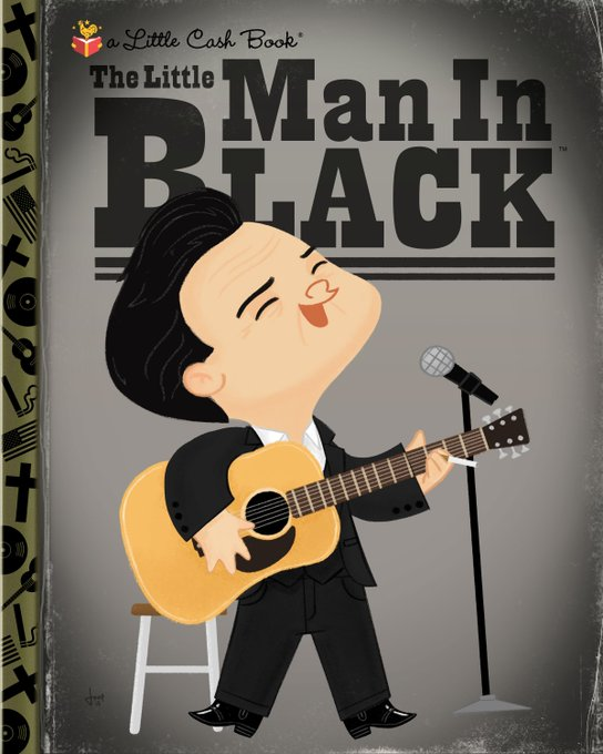 Happy Birthday to the Man in Black, Mr. Johnny Cash. No amount of time would have been enough.