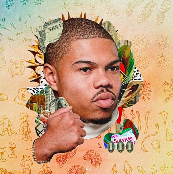 ".@_TaylorBennett dropped his new song ""Minimum Wage"" �� https://t.co/QutADpJi0F https://t.co/mOmJWMI0w6"