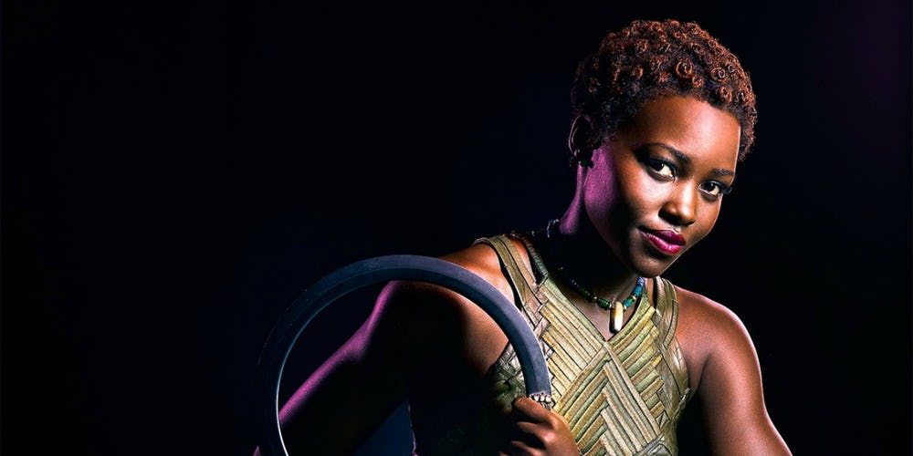 'Black Panther' Actress Lupita Nyong'o Helps Kenyan Children For #BlackPantherChallenge  https://t.co/Sq8PqYnMIB https://t.co/t0ISKiMs7Q