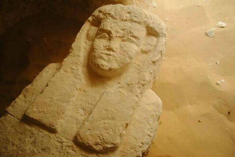 Encuentran antigua necrópolis en Egipto