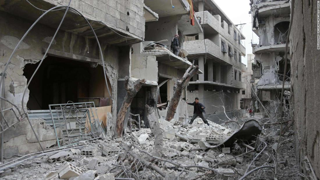 UN Security Council will try to vote on Syria ceasefire after delays https://t.co/9BkILv0FLs https://t.co/qcR2X1iUVL