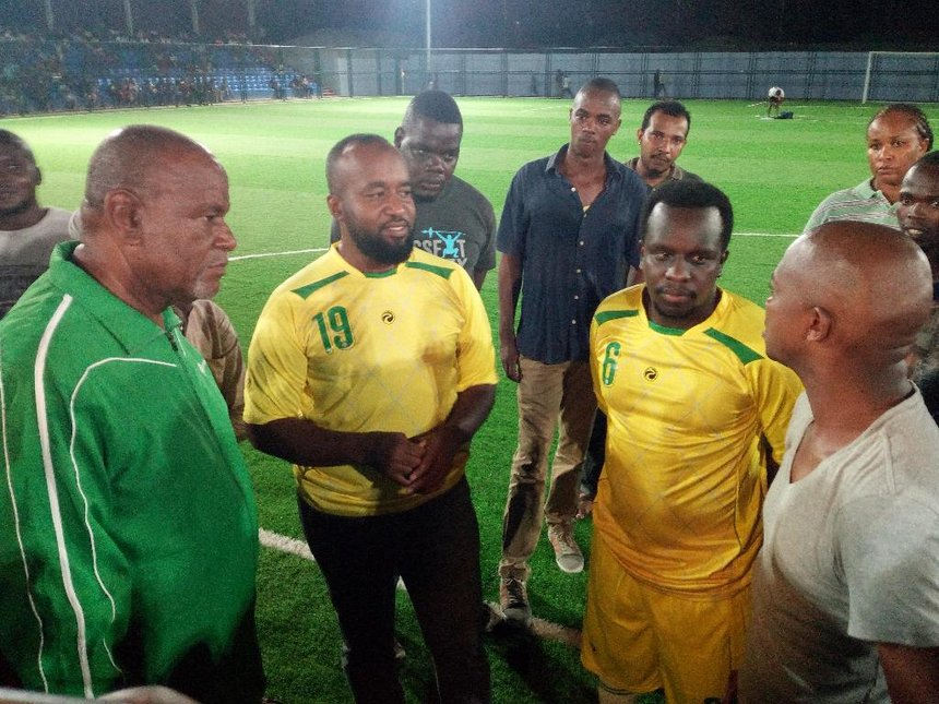 Mombasa Municipal Stadium to undergo reconstruction