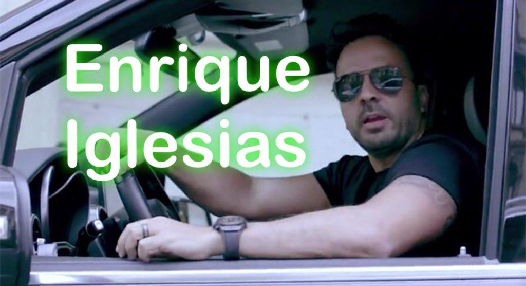 #EnriqueIglesiasRTL1025