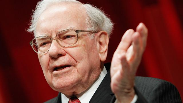 Warren Buffett: Congress 'delivered' my company $29 billion due to passage of GOP tax bill https://t.co/nFOEDOXPB7 https://t.co/fFG5IaymTQ