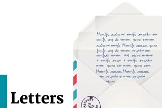 Canberra Times Letters to the Editor: A degree of reality