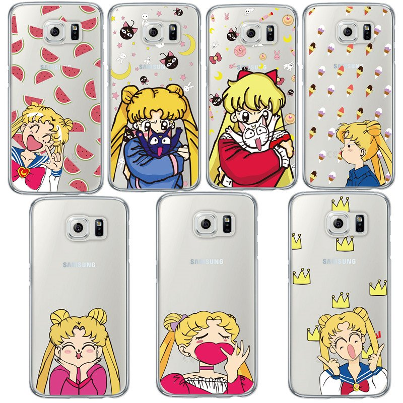 #InternationalSailorMoonDay Soft Silicone Lovely Sailor Moon Crown Phone...