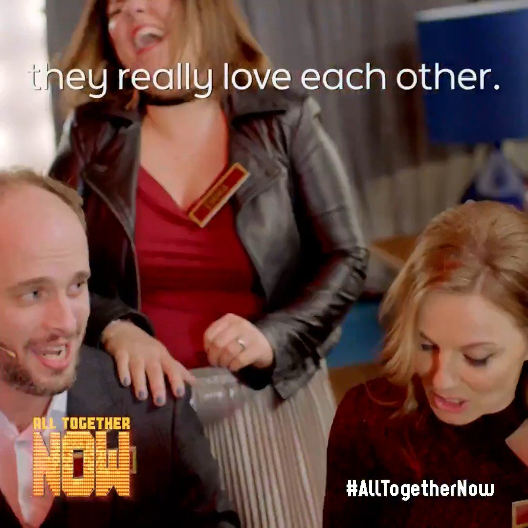 RT @alltogethernow: We need to hear @GeriHalliwell's Ed and Emma song again. @EdandEmmaOpera  #AllTogetherNow https://t.co/1vmuzW2PUJ