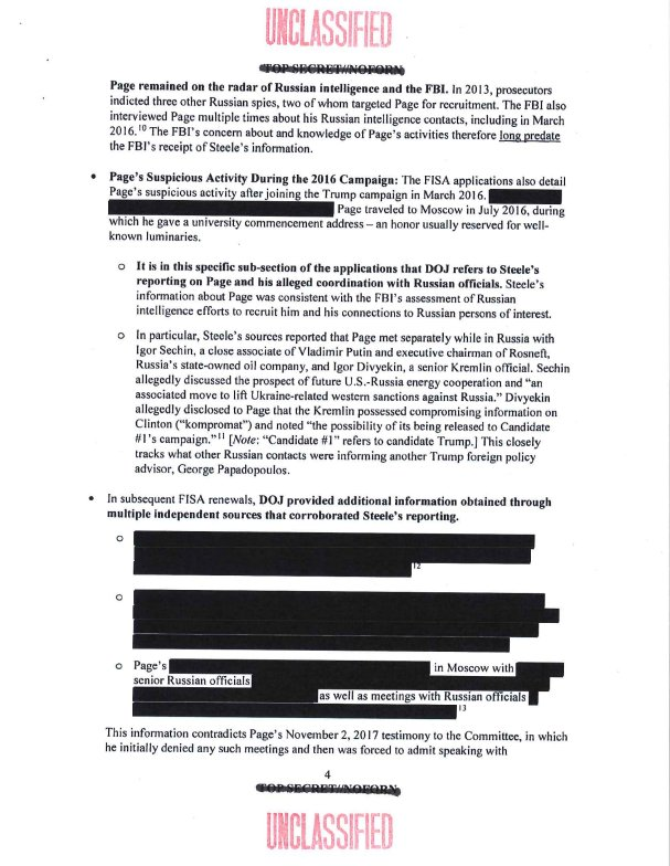 test Twitter Media - RT @FoxNews: BREAKING NEWS: The Democratic FISA memo has just been released - Full memo - Pages 1-4. https://t.co/tFLz1gZL0O