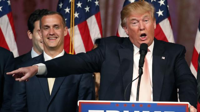 Lewandowski visited Trump in Oval Office before CPAC speech: report https://t.co/piQdc78Tf8 https://t.co/hAlYCdoOS0