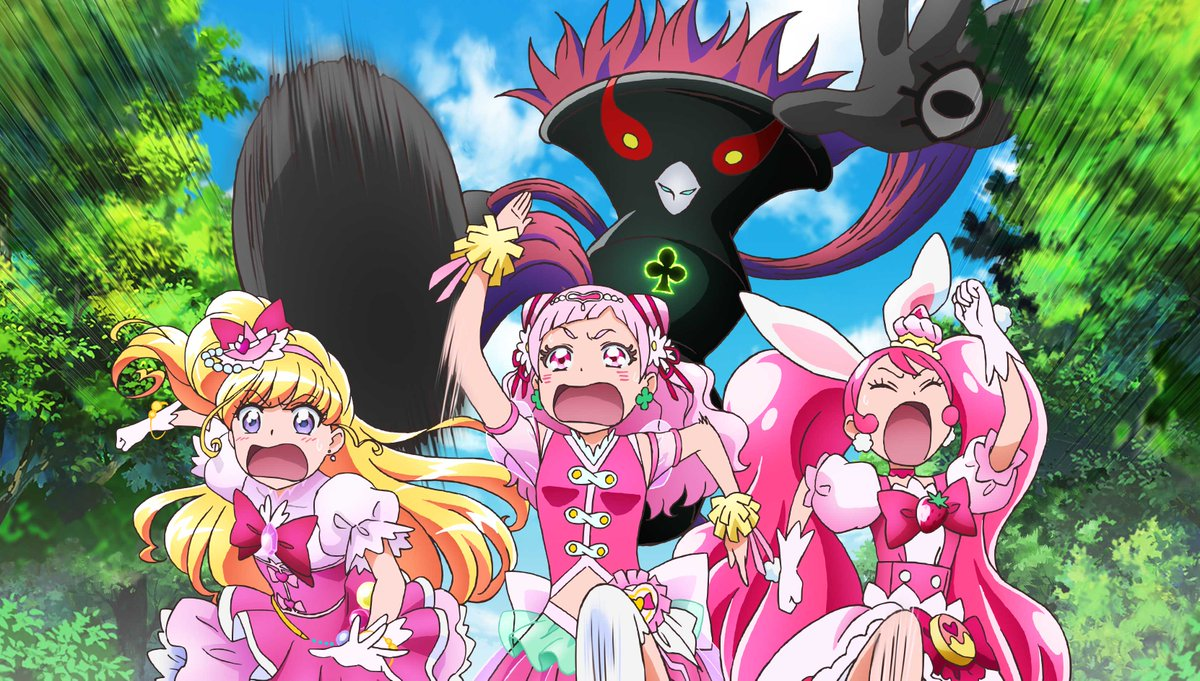 ピンク髪に萌えるスレ 5本目 [無断転載禁止]©bbspink.com->画像>1048枚