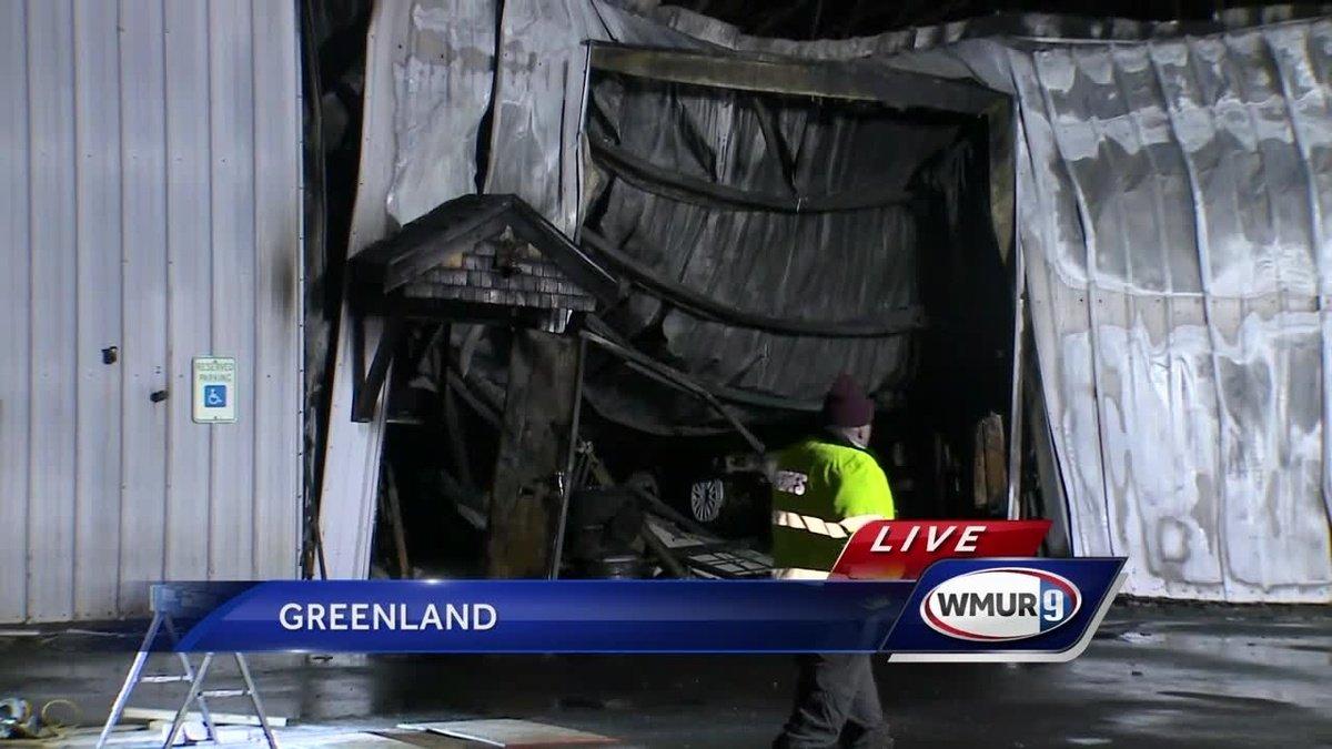 Fire in Greenland under investigation