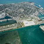 Military on front line of battle with sea level rise
