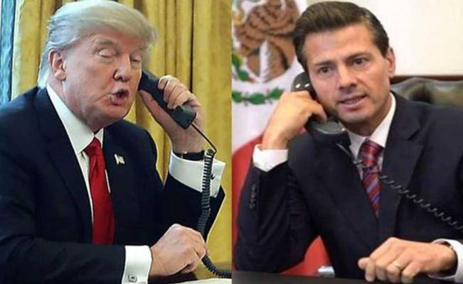 WH official: Peña Nieto calls off visit to White House after confrontational call with Trump