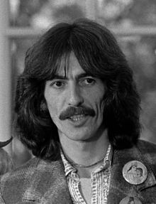 Happy Birthday and Rest in Peace!!George George Harrison(1943.2.25- 2001.11.29)