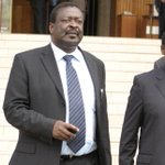 Mudavadi pledges to push for trial of Eurobond racketeers
