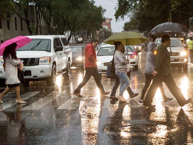 Prevén lluvia y granizo en la CDMX https://t.co/ty7pQiK9bR https://t.co/hCl0goJmjC