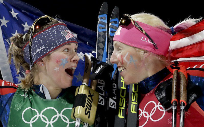Olympic cross country skiers eat 8,000 calories a day