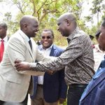 Gangster Mt Elgon police will be arrested and prosecuted, Ruto warns