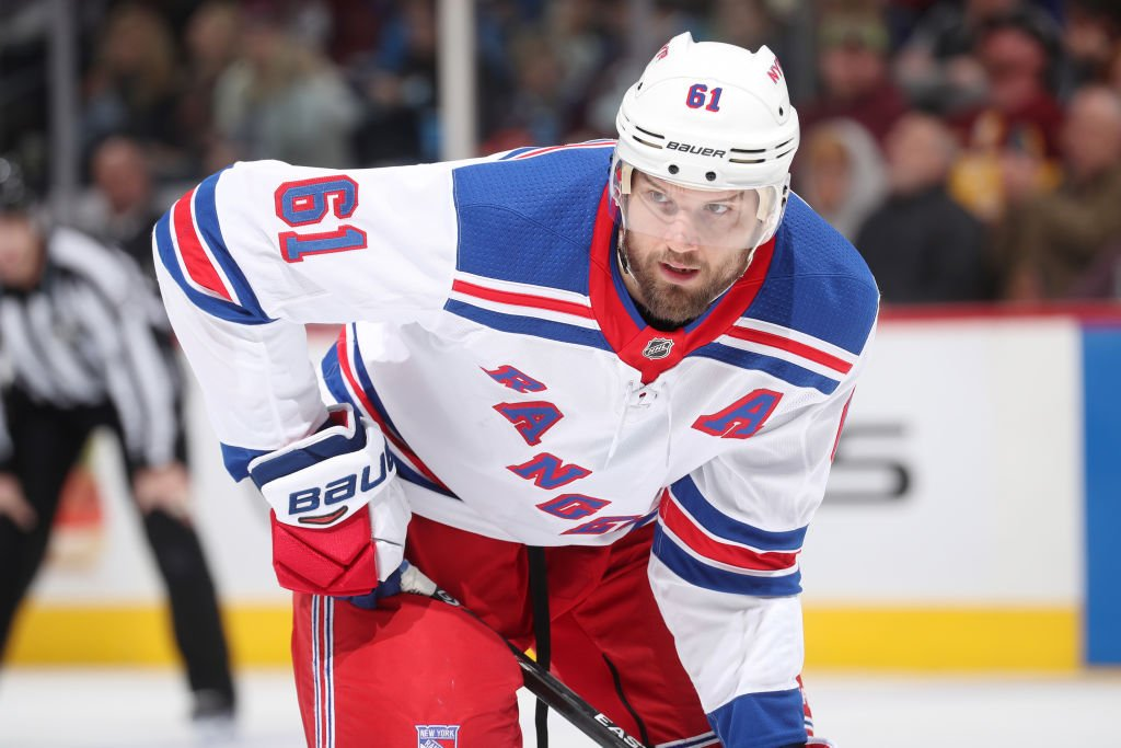 Rick Nash to be traded to Bost rick nash