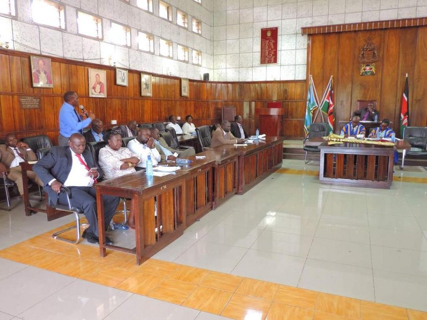 Kisumu and Busia defend People's Assembly motion