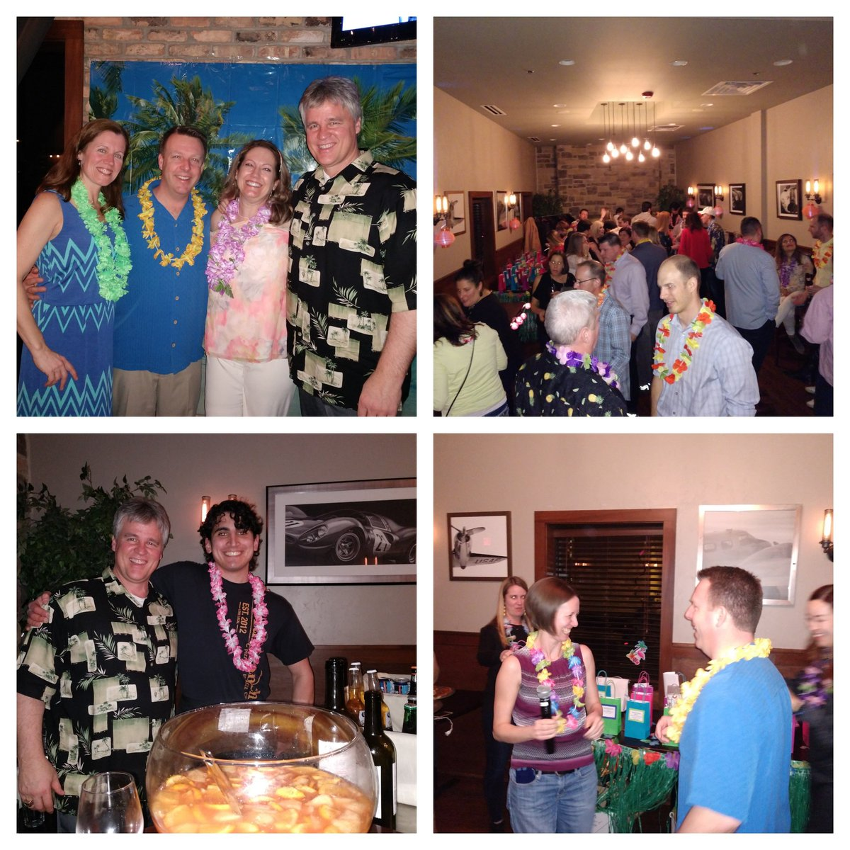 test Twitter Media - Kathy and I enjoyed Willowbrook's Hawaiian evening at North Branch!  #d30learns https://t.co/DSmUZjojsP