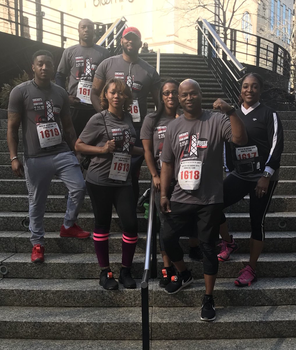 test Twitter Media - #TeamWelch getting ready to #HustleuptheHancock for the #RespirstoryHealthAssociation! Ready to rock and til! https://t.co/pxKWuPiiem