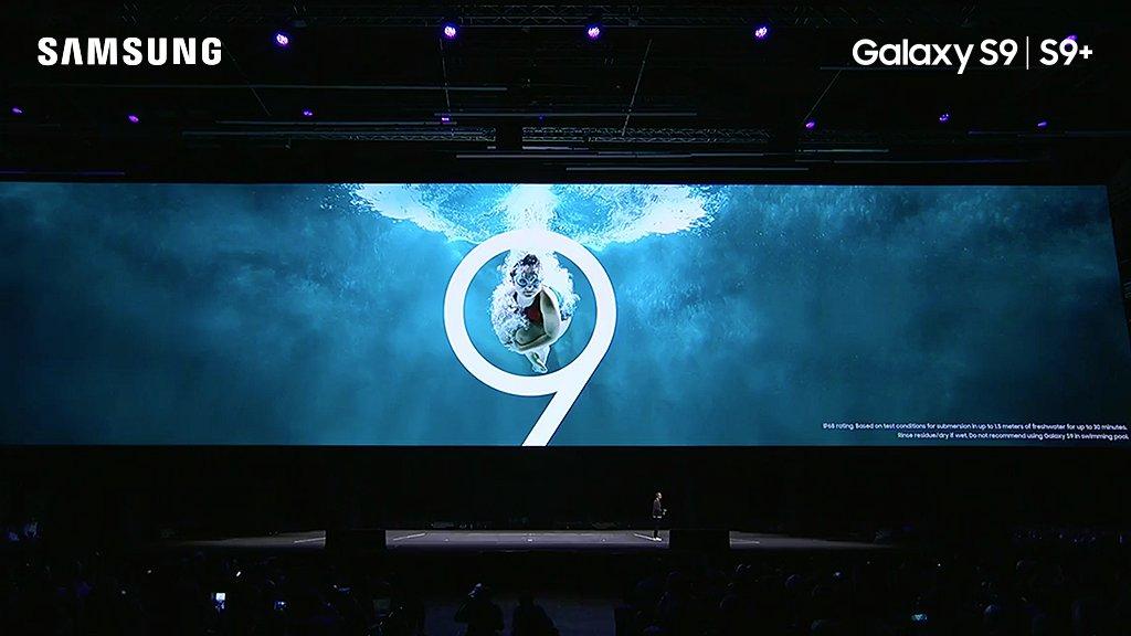#GalaxyS9