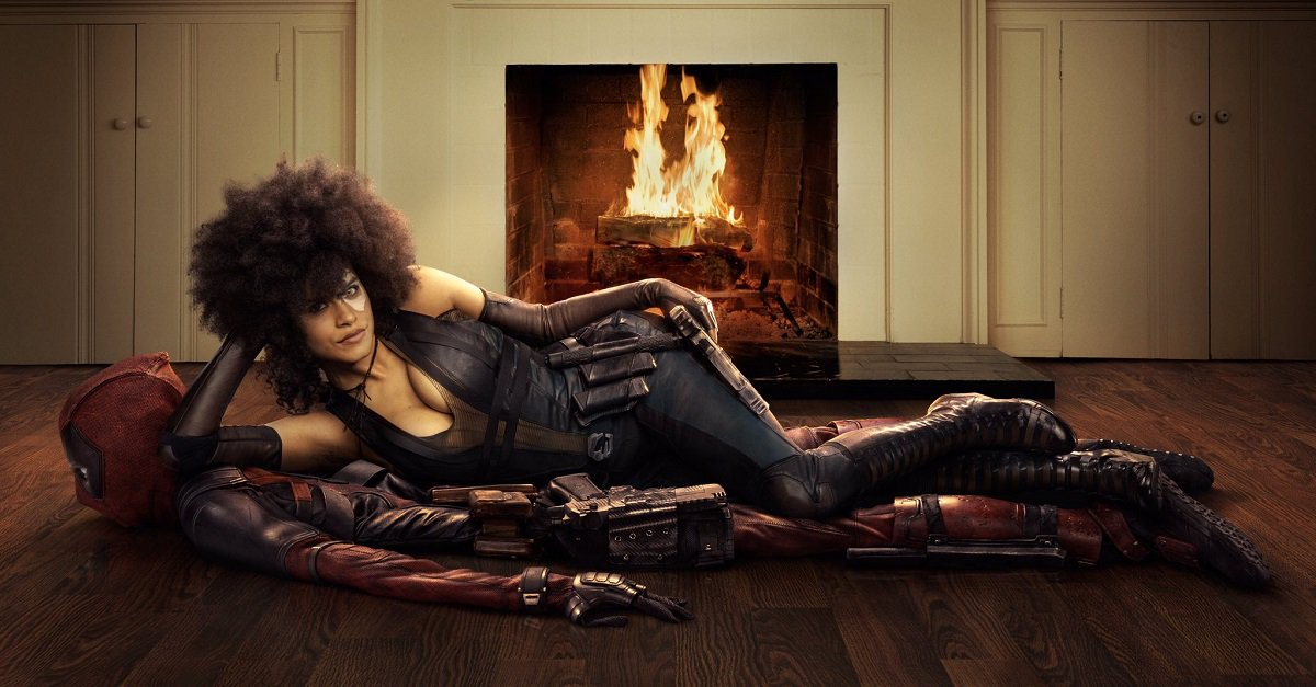 'Deadpool 2' Actress Zazie Beetz Speaks On Her Upcoming Portrayal As Domino https://t.co/yPL7T0qbqK https://t.co/zEpTt5IkK2