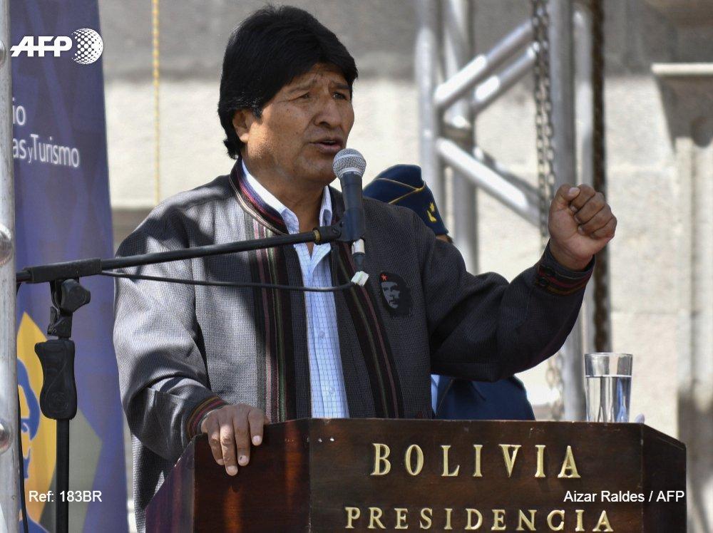 """Evo Morales cree que Bolivia """"está cerca"""" de volver al mar con soberanía"""