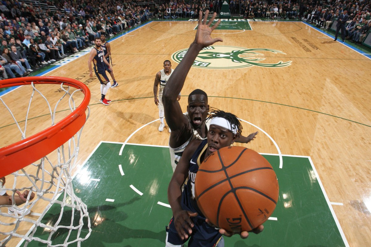 Jrue Holiday scores 36 to lead jrue holiday