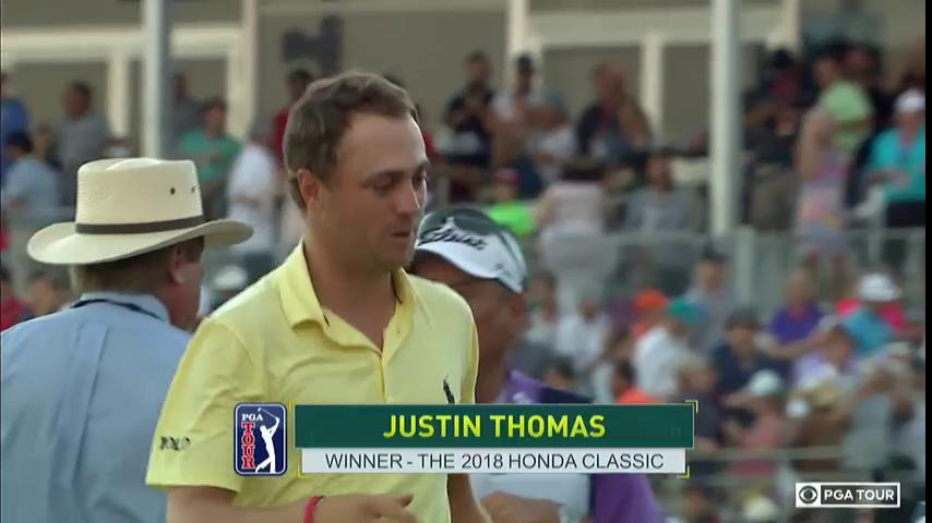 24 year old Justin Thomas earn justin thomas