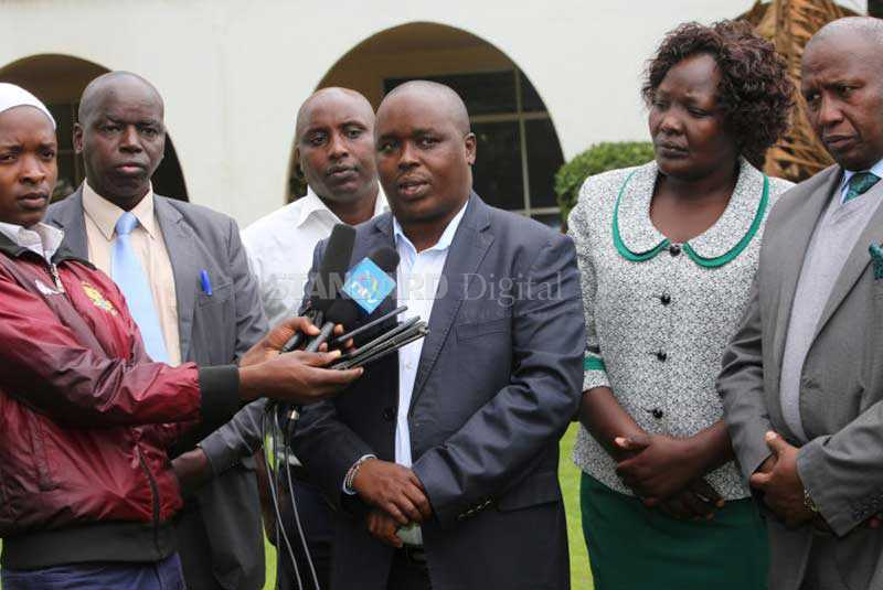 Investors attacked as they tour Sh35 billion project in Elgeyo Marakwet