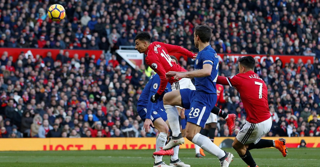 At Manchester United, a Win to Celebrate but Not to Savor