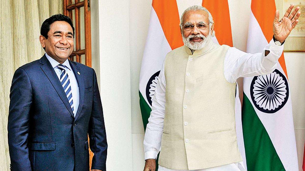 Should New Delhi intervene in the Maldivian crisis?