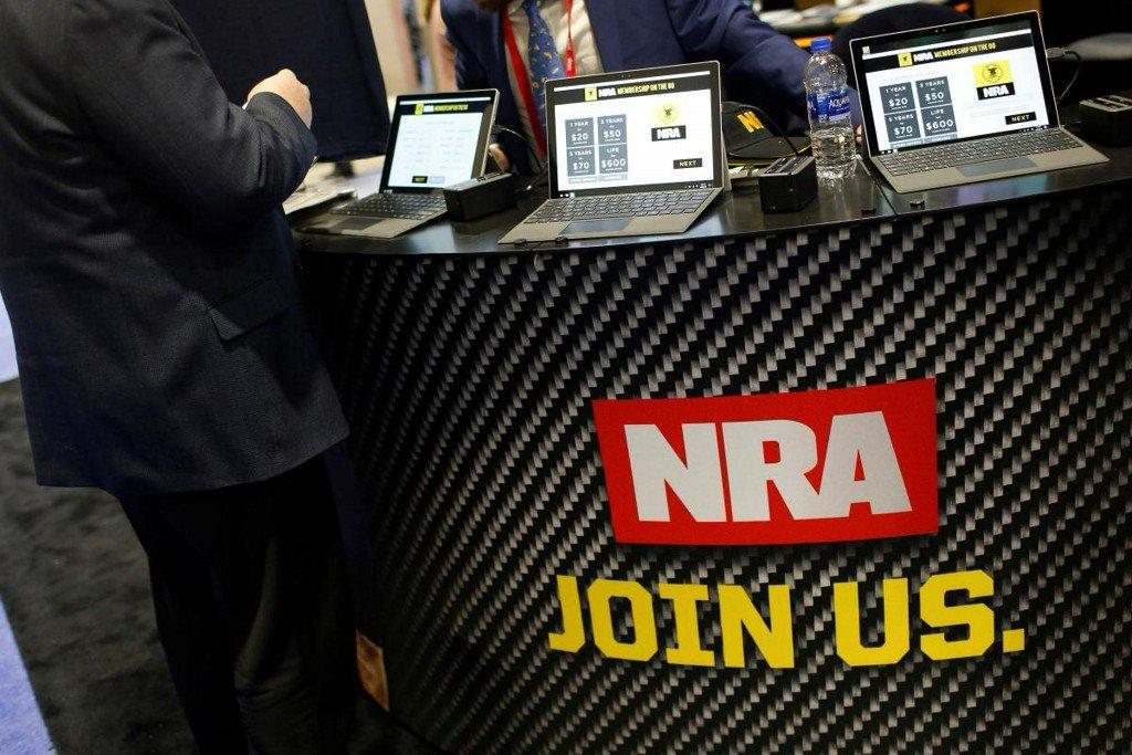 Gun lobby pushes back on Trump's gun plans after Florida shooting