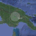 Powerful earthquake hits Papua New Guinea
