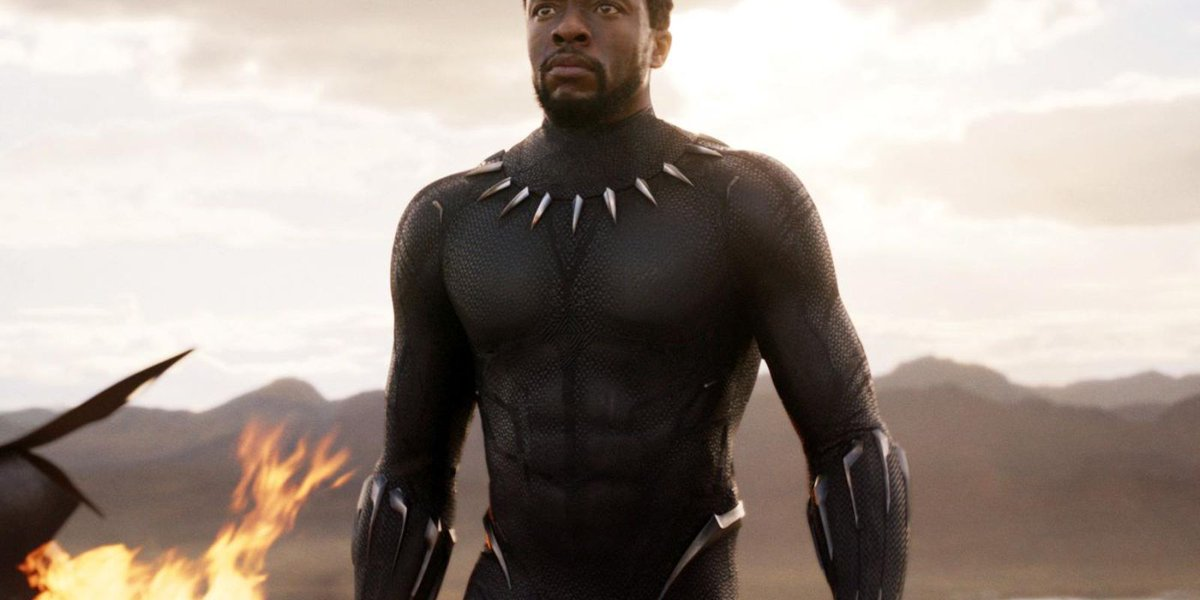 'Black Panther' one of the biggest blockbusters ever