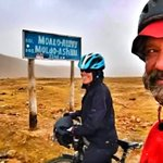 Swiss couple rides 17,000km to see son compete in Pyeongchang