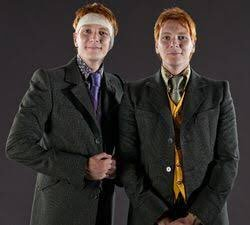 Happy Birthday star and (George and Fred Weasley)