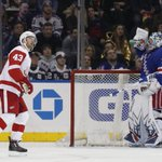 Daley delivers: Defenseman's OT goal lifts Red Wings