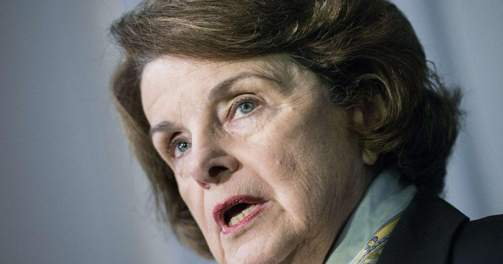 Sen. Feinstein loses support of California Democratic party