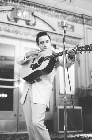 Remebering The Brilliant Johnny Cash. On What Would Have Been His 86th Birthday. Happy Birthday Johnny