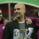 Guardiola uses Man City trophy win to back Catalonia protest