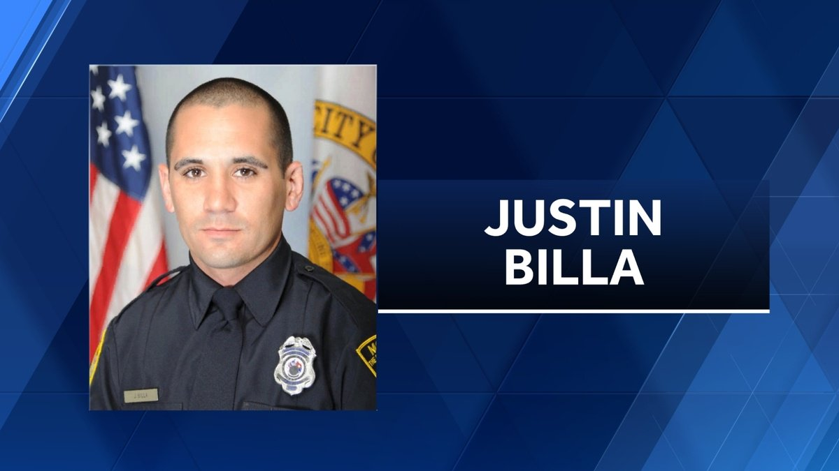 Funeral set for slain Mobile police officer