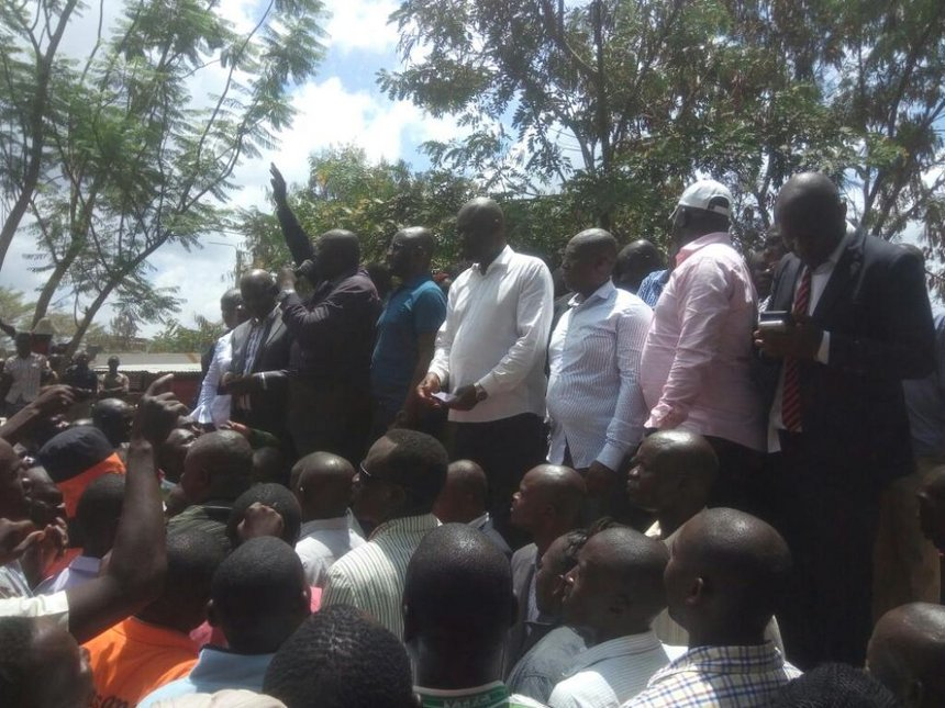 Siaya petition: Win for Rasanga as court dismisses Gumbo's case