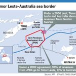 Timor Leste, Australia agree on maritime border, 'pathway' to develop gas field