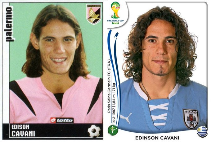 Happy Birthday to Edinson CAVANI